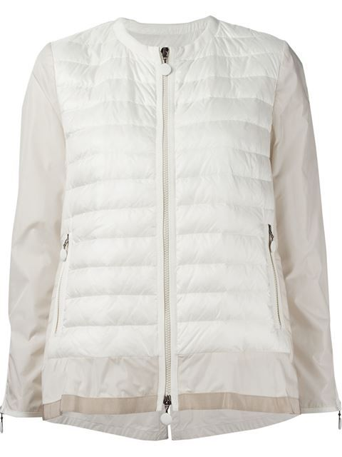 b09dafe9bad Shop Moncler 'Arielle' padded jacket in Janes from the world's best  independent boutiques at farfetch.com. Over 1000 designers from 300  boutiques in one ...