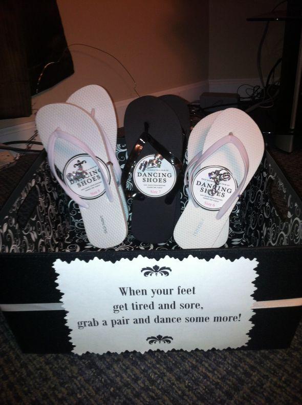 Dancing Shoe Basket Wedding Diy Reception 93590498476832764 F
