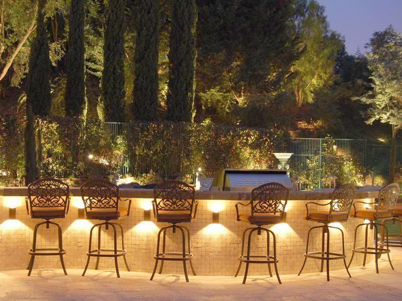 Tips On Landscaping That Everyone Must Know Diy Outdoor Lighting Backyard Lighting Garden Lighting Diy