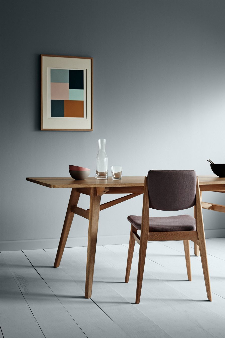 Tuki Dining Table   Tide Design   Handmade Furniture
