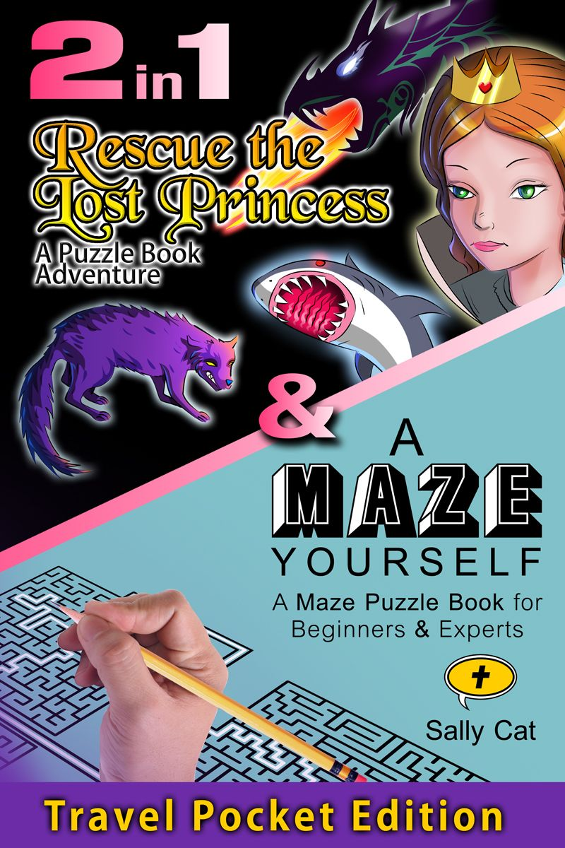 A Maze Yourself: A Maze Puzzle Book for Beginners & Exper... https ...