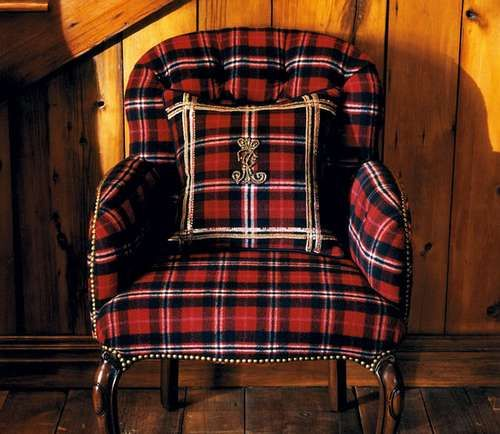Ralph Lauren Home Christmas: Ralph Lauren Home Indian Cove Collection Buffalo Plaid Red