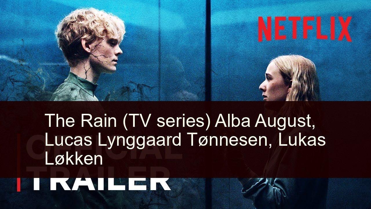 The Rain (TV series) in 2020 Tv series, Newsreader, Rain