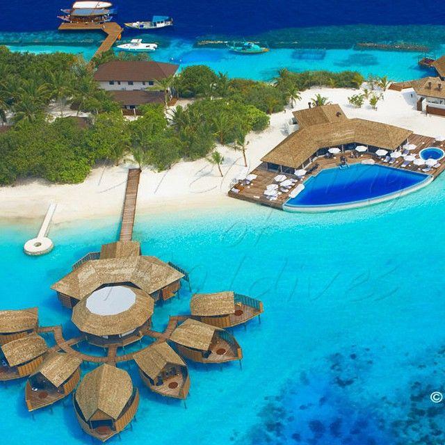 Sun Island Beach Maldives: #Maldives #Travel #holiday #beach #sea #water #resort