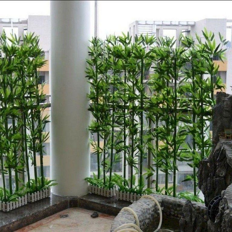 Balcony garden 691302611527971383 -  80+ Creative DIY Privacy Fence Ideas #diy #diygarden #gardendesign #gardenideas Source by decorchite