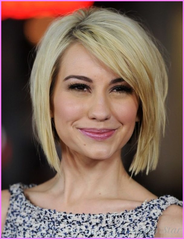 Cool Short Haircuts With Side Bangs Stars Style Pinterest Side