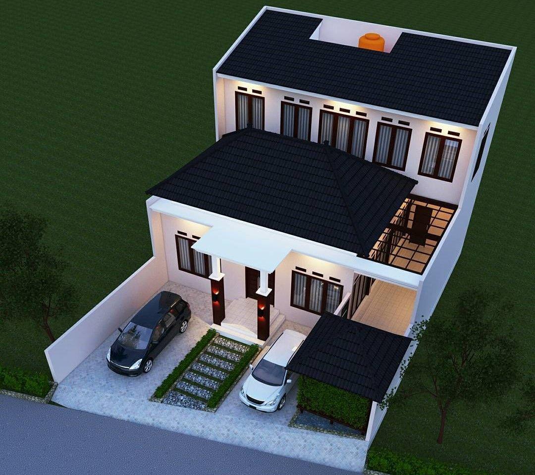 Desain Atap Rumah Minimalis Modern | Rumah minimalis ...
