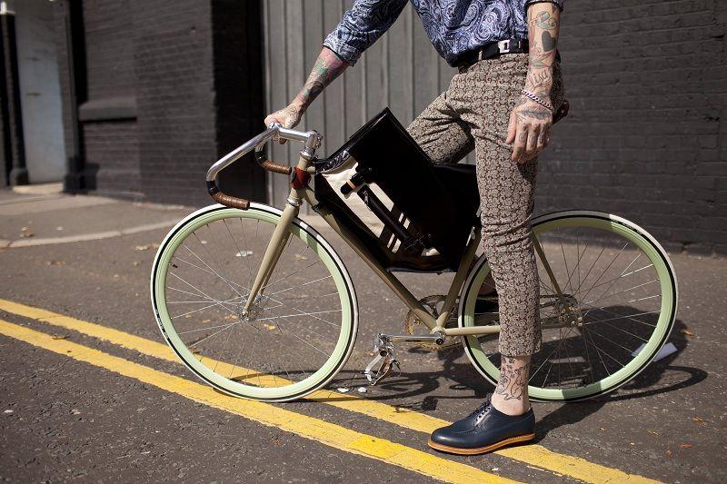 senhor prudencio bycicle case