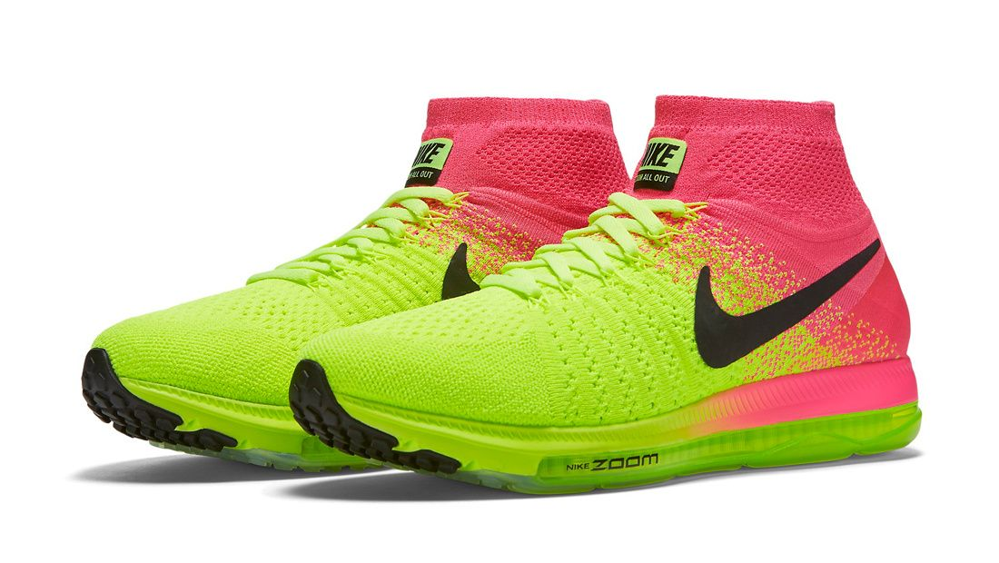 meet 8092a b8a14 Nike Zoom All Out Flyknit
