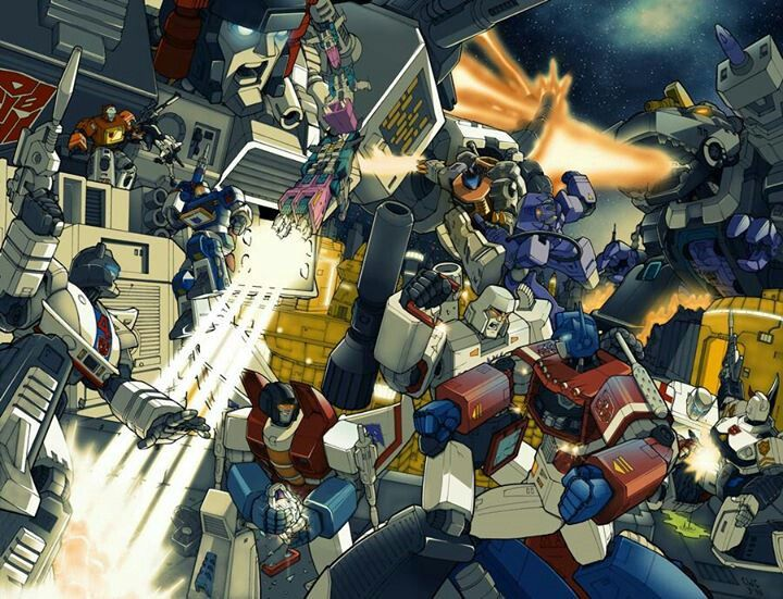 Autobots vs. Decepticons