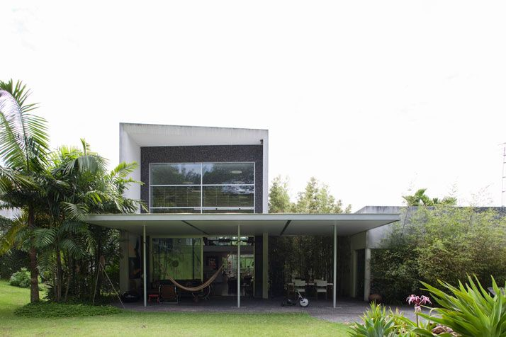 The House of Architect Pedro Useche