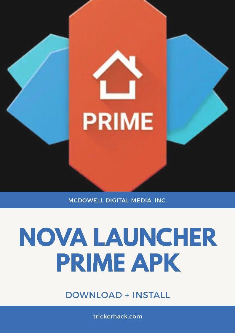 Nova Launcher Prime Apk Nova Launcher Nova Youtube Poster