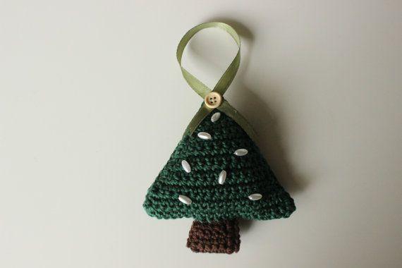 Crochet christmas tree Amigurumi christmas di DoornsHandmadeshop