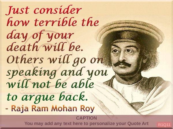 raja ram mohan roy images