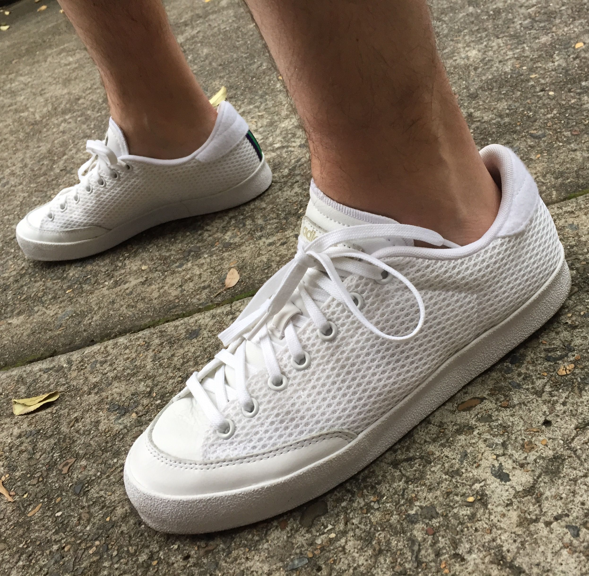 Adidas Originals Rod Laver 'Wimbledon Collection' zapatos: adidas