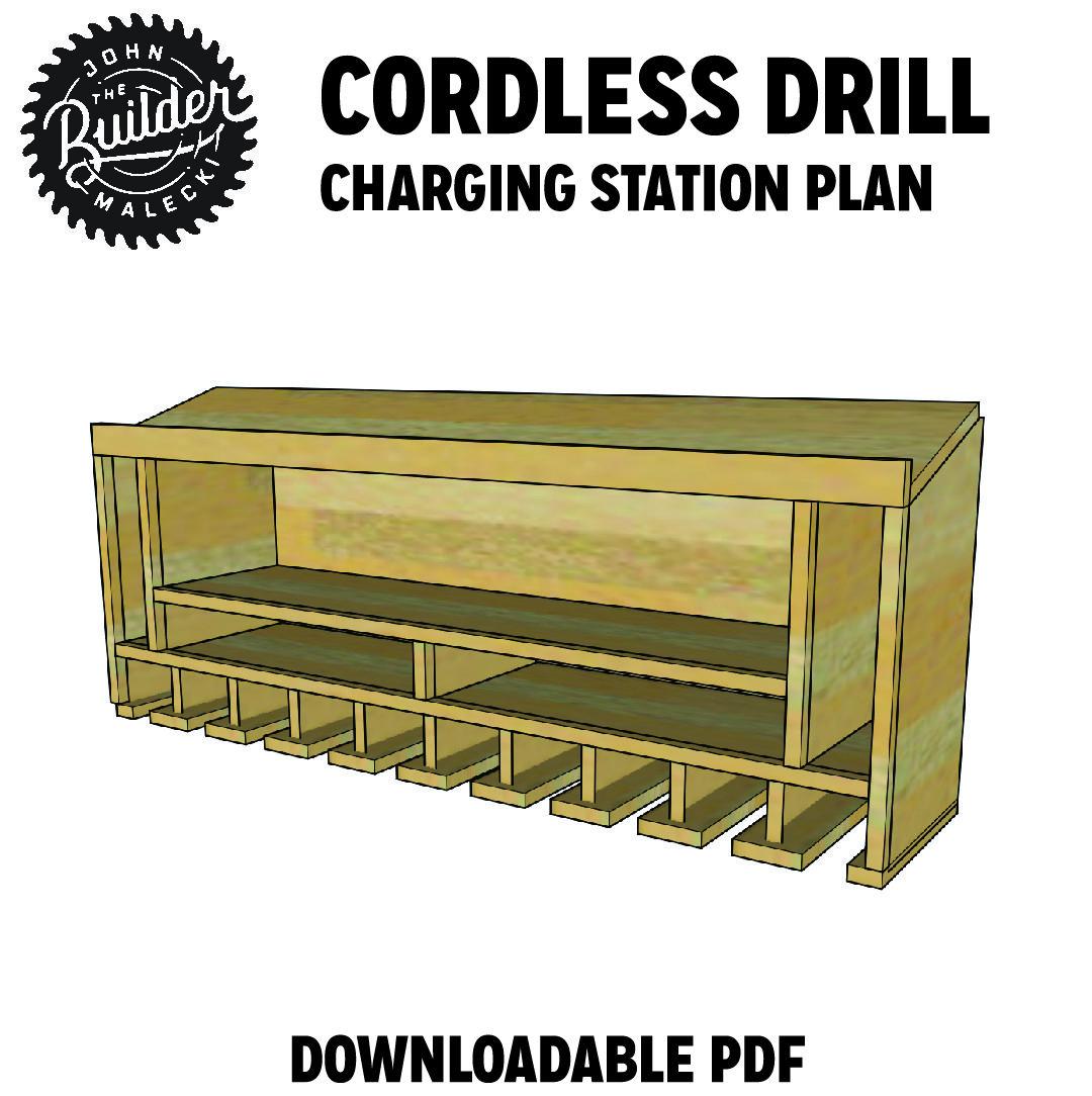 Digital Plans John Malecki Pittsburgh Based Wood Metal Builder Charging Station Diy Woodworking Storage Woodworking Kits