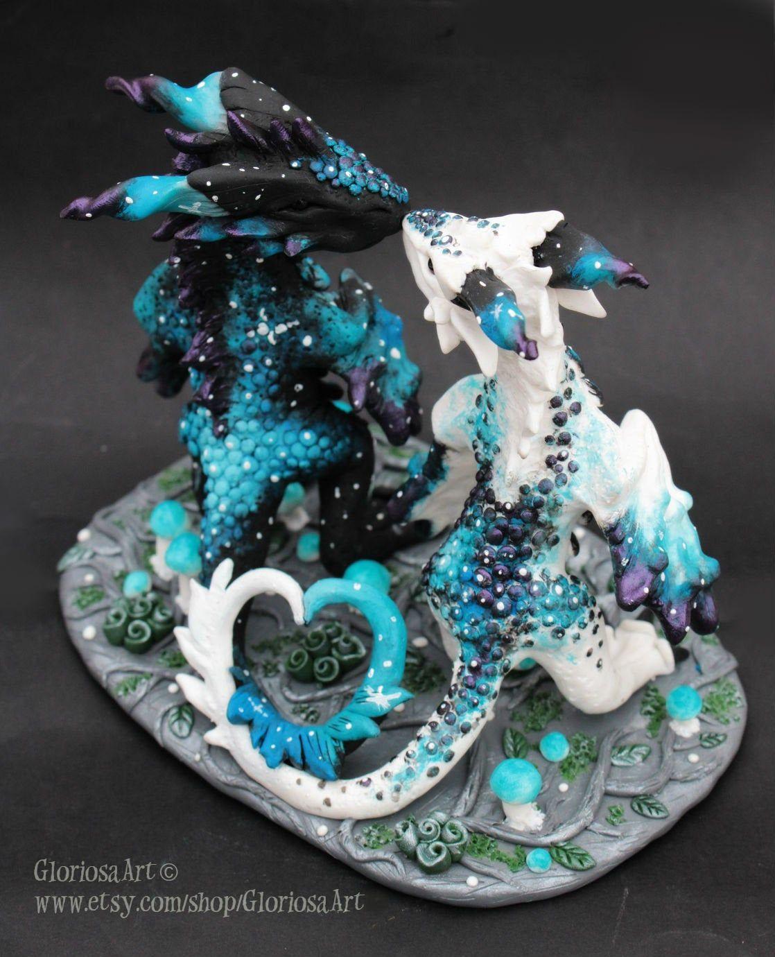 Forest Galaxy Dragon Wedding Cake Topper Fantasy Cake Etsy In 2020 Dragon Wedding Cake Dragon Wedding Fantasy Cake