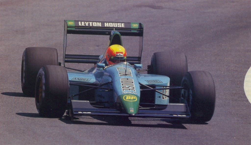 Image result for leyton house cg911