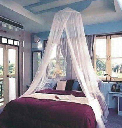 Amazon PhenasR Mosquito Net For Bed White Baby Summer