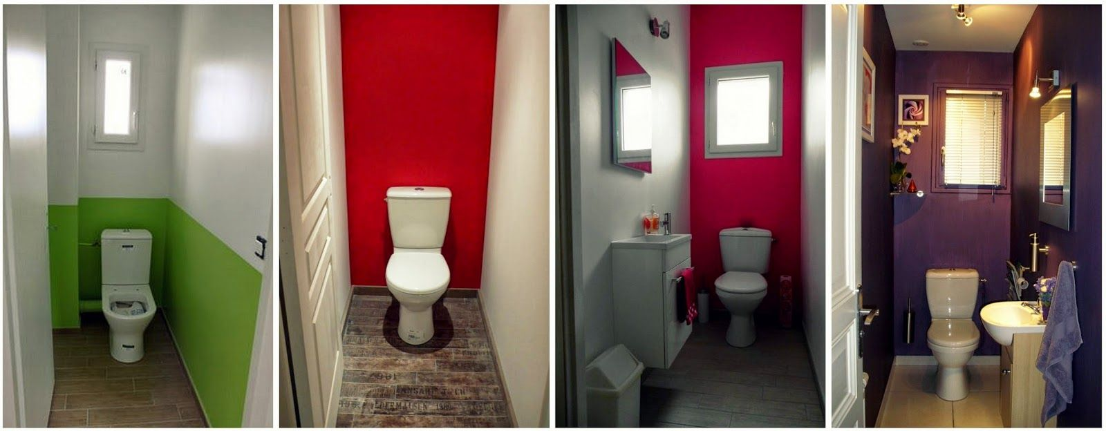 Beautiful Couleur Toilette Moderne Gallery - lalawgroup.us ...