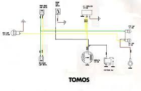 basic wiring tomos moped google search owls n stuff pinterest rh pinterest com  tomos a35 electrical wiring