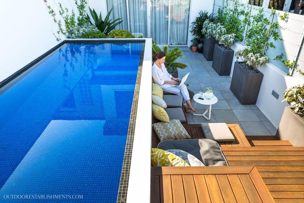 Projects Outdoor Establishments Rooftop Terrace Design Swimming Pool Designs Rooftop Design