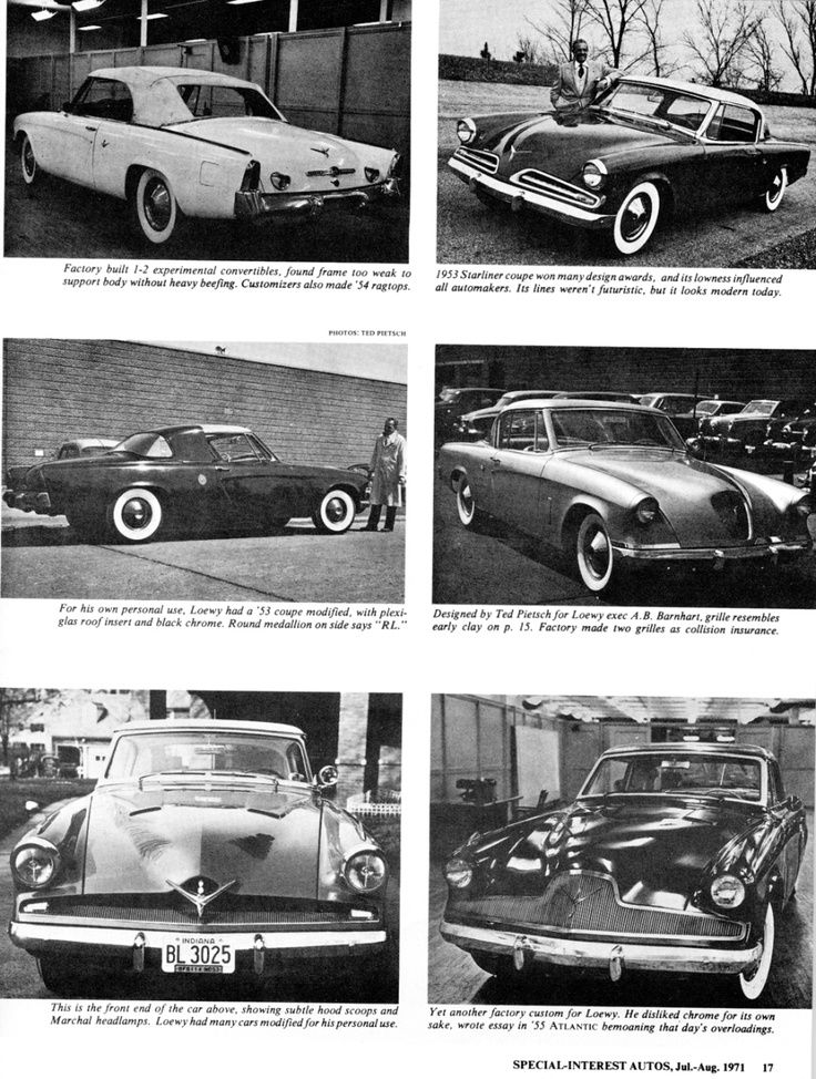 Pin By Chills Stuff On Studebaker Prototypes Factory Dealers Packard Cars Concept Cars Classic Cars Trucks Hot Rods