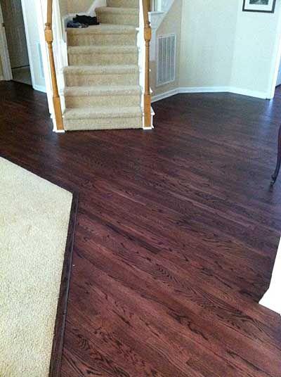 Hardwood Flooring Photo Gallery Red Oak Floors Oak Floor Stains Hardwood Floors