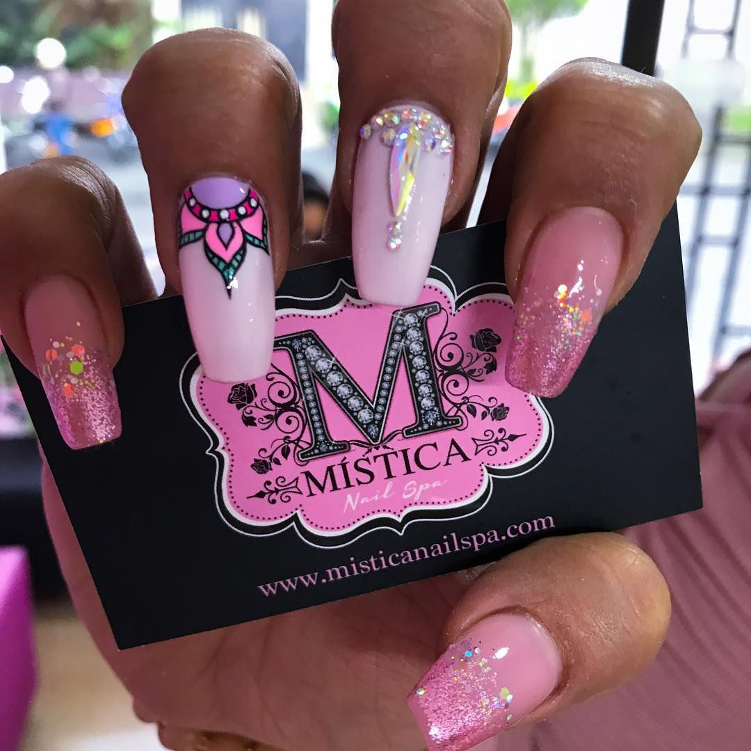 2,213 Likes, 6 Comments - Mistica Nail Spa (@misticanailspa) on ...