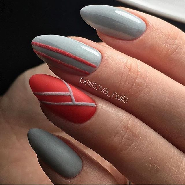 Pin by Kitsune Yokai on Nail designs | Pinterest | Stylish nails ...