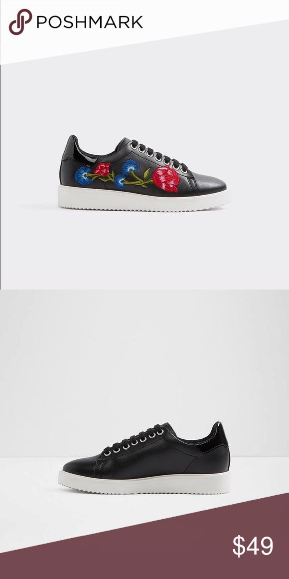 aldo ladies sneakers
