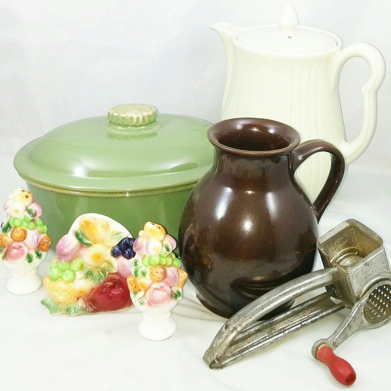 Vintage kitchen? We've got you 'covered'.
