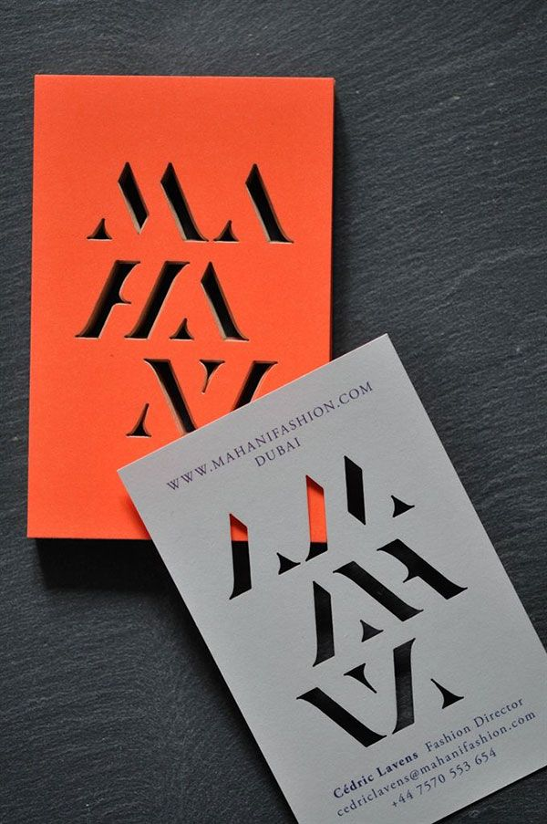 20 Coolest Business Cards That Get Remembered   Business cards ...