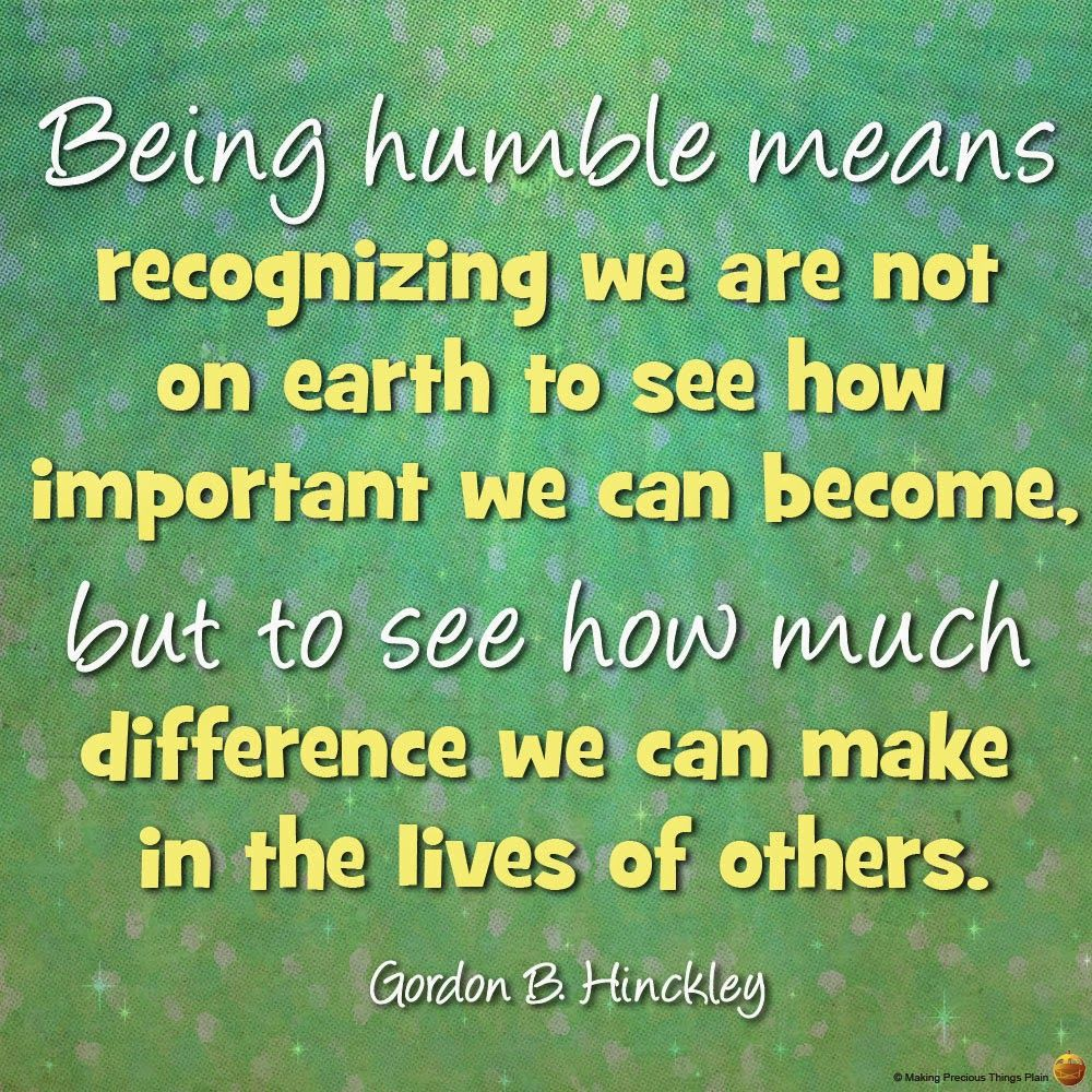 Quotes About Being Humble Living Stone Faith April 2014  Recovery And Self Help