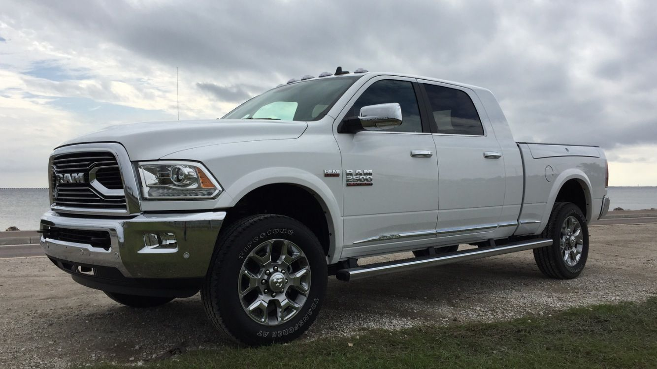 my 2016 ram longhorn limited 2500 mega cab 6 4 hemi axle all stock thus far ram 2500. Black Bedroom Furniture Sets. Home Design Ideas