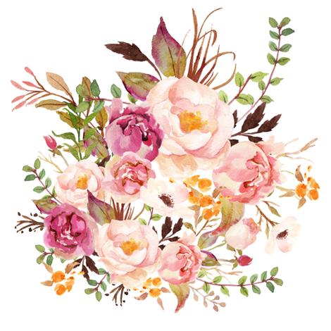Colorful Fabrics Digitally Printed By Spoonflower Boho Vintage Floral Pastel White Em 2021 Molduras Para Convites De Casamento Imagem Floral Convite De Casamento