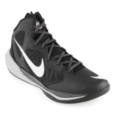 best cheap 5274a 4910e Nike® Prime Hype DF Mens Basketball Shoes found at JCPenney
