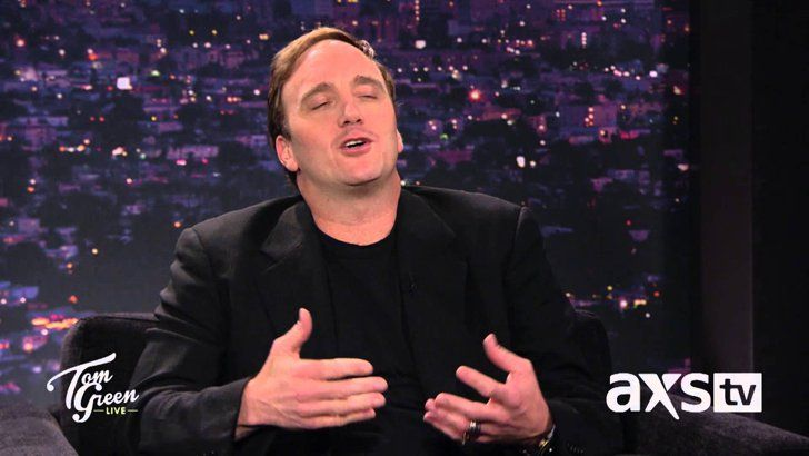 Pin for Later: 9 Stars Who Have Done Spot-On Christopher Walken Impressions Jay Mohr