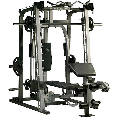 Home Gym Kit Out: Gold's Gym Platinum Home Gym