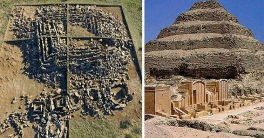Αρχαιολόγοι ανακάλυψαν μία άγνωστη πυραμίδα που προκαλεί προβληματισμό- Δείτε το λόγο (φωτό)