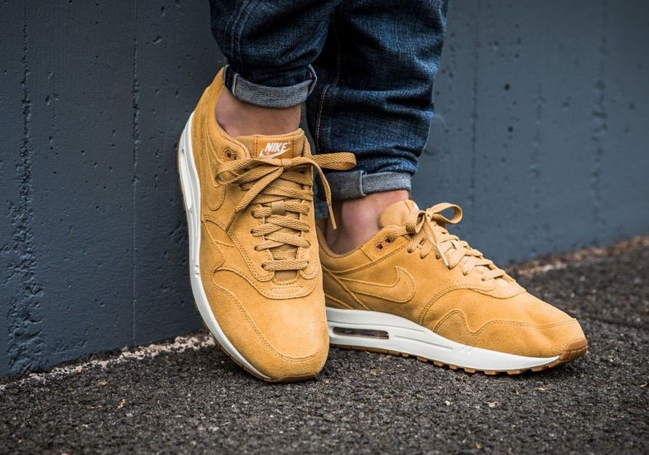 Nike Air Max 1 Wheat | Nike Shoes | Nike, Nike shoes, Air max 1