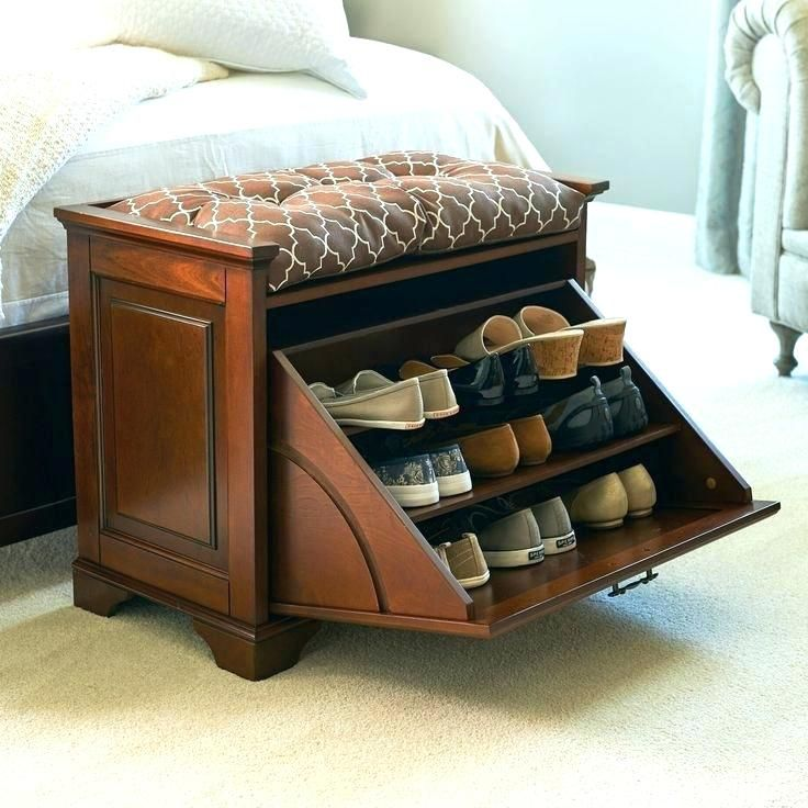 entryway storage bench indoor bench with storage bench design small ...