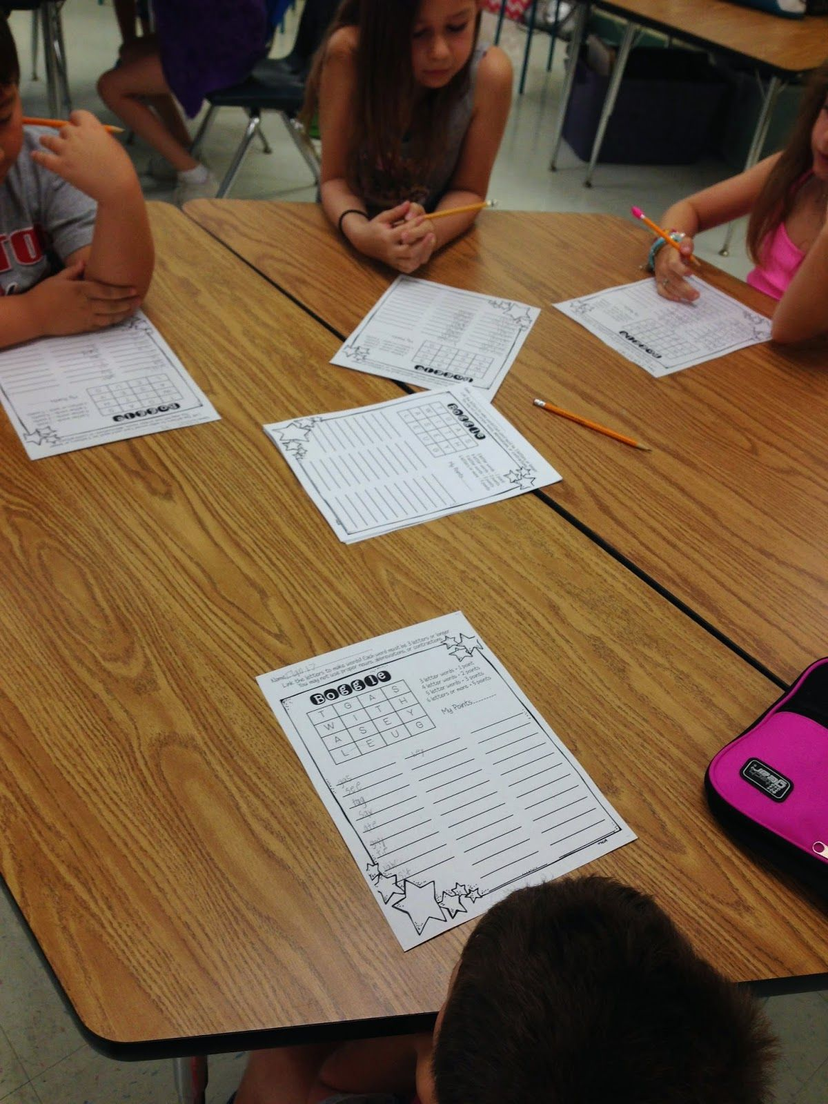 How To Use Boggle In Word Work With A Free Board Also