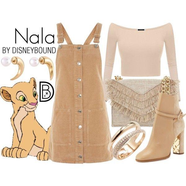 DisneyBound - Nala  09fd1b7c0f