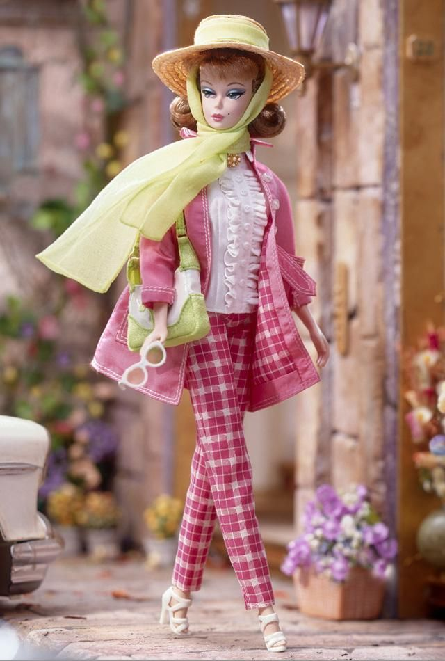 Barbie COUNTRY BOUND Fashion Model Collection  2001 NRFB