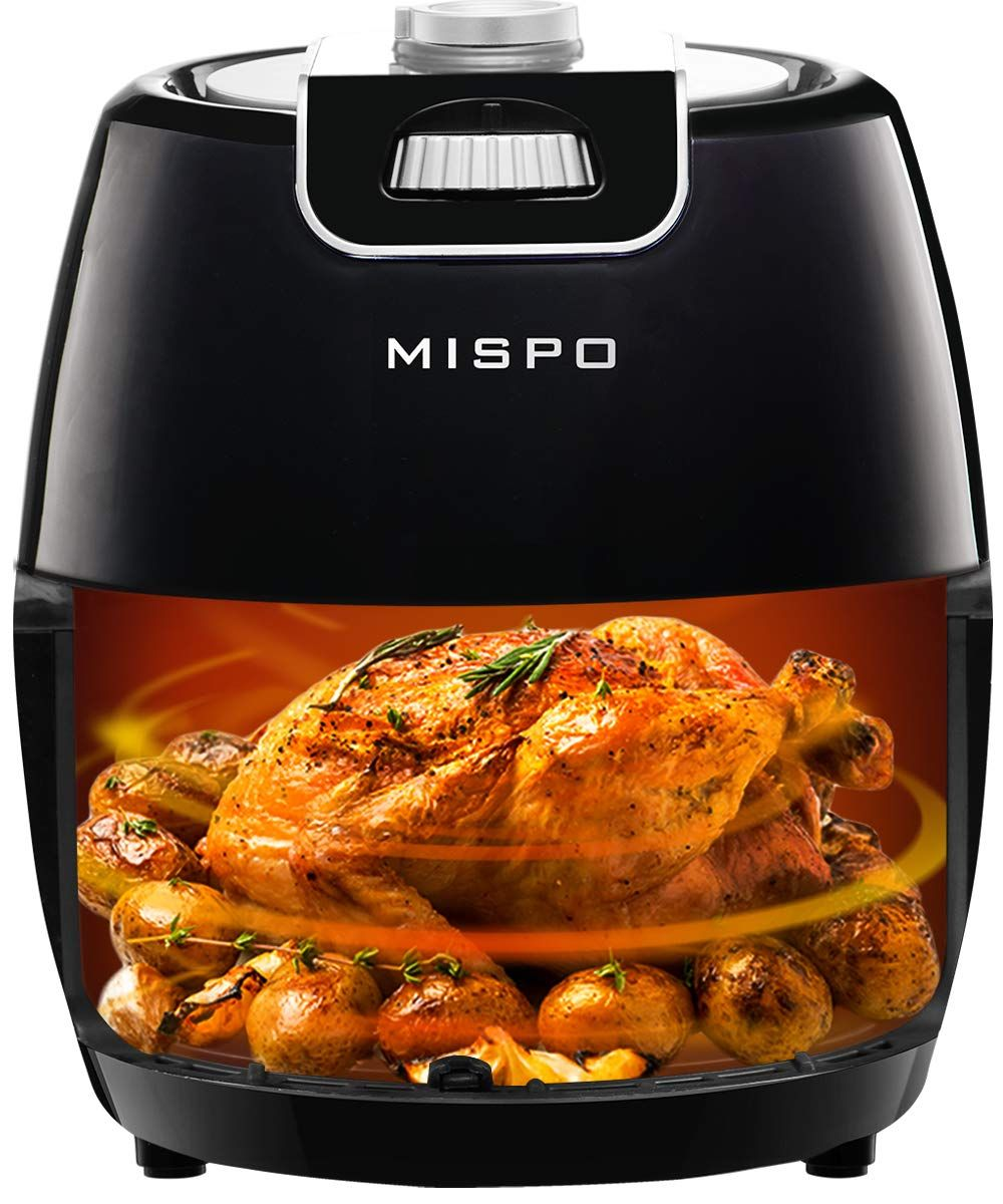 50 off Non Stick Air Fryer, with Temperature Control