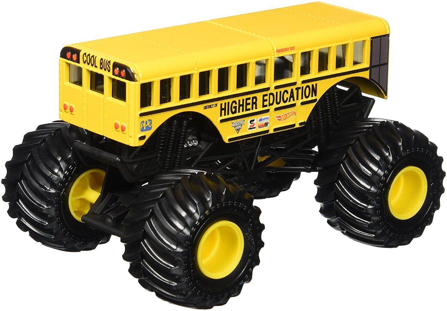 Hot Wheels Monster Jam Higher Education DieCast Vehicle 1