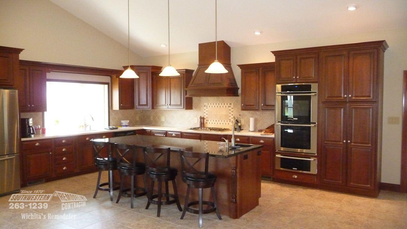 Southwestern Remodeling Kitchen Remodeling Wichita Remodeling Kitchen Kitchens Remodel In 2020 Cheap Kitchen Remodel Galley Kitchen Remodel Condo Kitchen Remodel