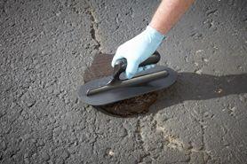 Reseal Your Asphalt Driveway Home Depot Canada Asphalt Driveway Outdoor Diy Projects Driveway Repair