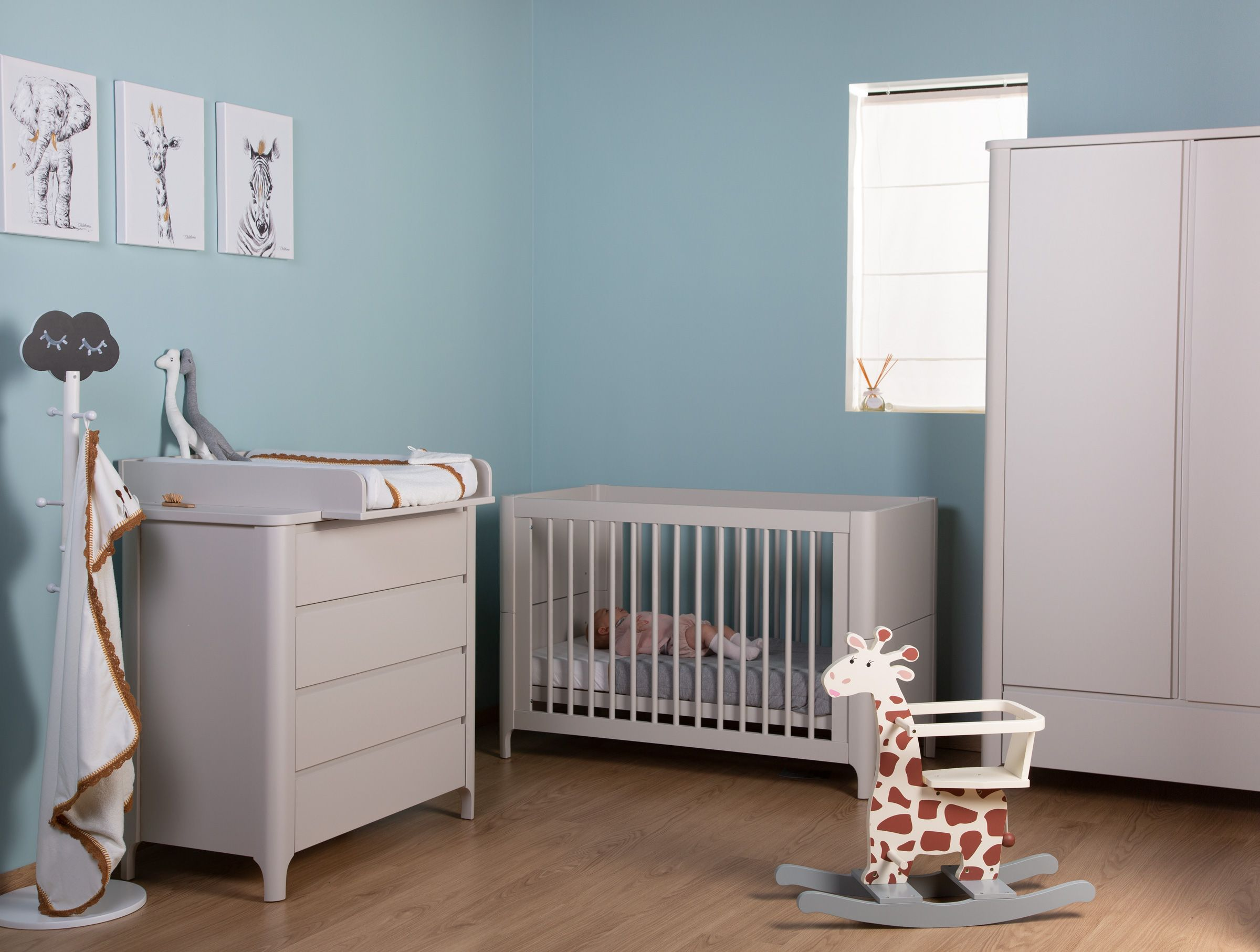 The Rockford Sands Baby Room Has A Soft